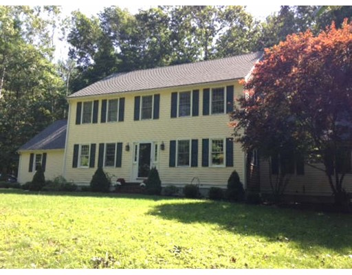 12 Trout Farm Lane, Plympton, MA
